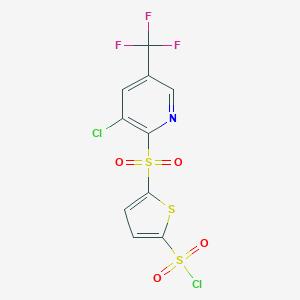 腈纶增白剂